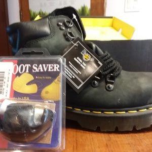 Dr. Marten's Steel toe work boots